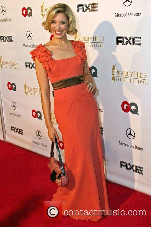 Opening night of the Beverly Hills Film Festival...