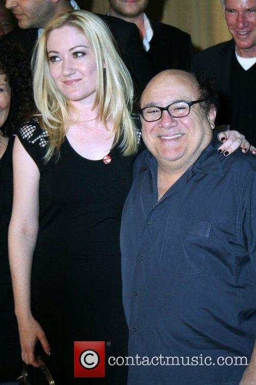 Danny Devito Opening night of the Beverly Hills...