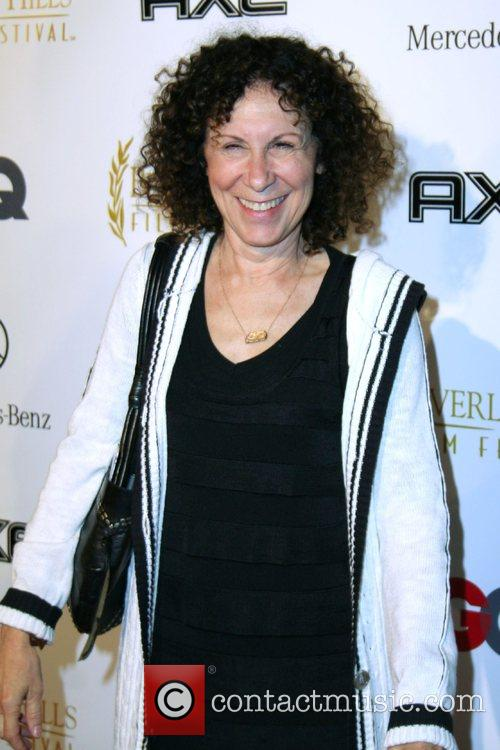 Rhea Pearlman Opening night of the Beverly Hills...