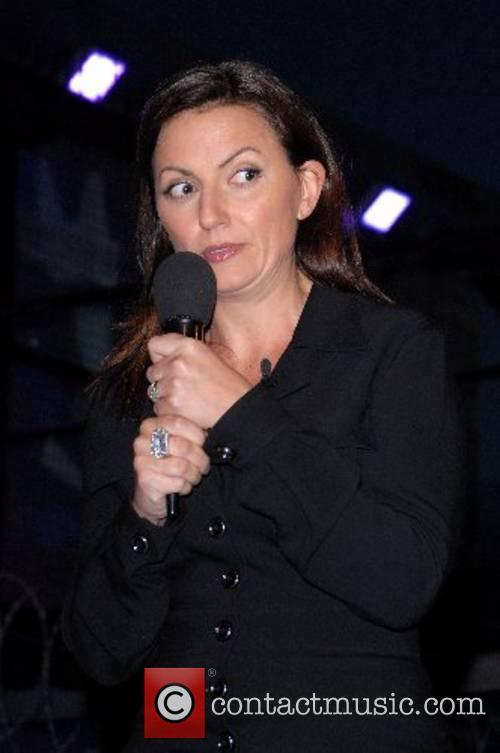 Davina McCall Big Brother 8 - 2007 Hertfordshire,...