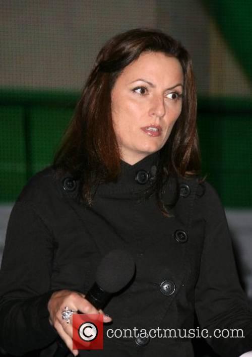 Davina McCall Big Brother 8 - 2007 Eviction...