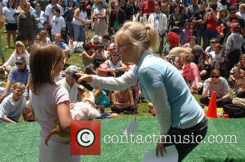 Rachael Harris 13th annual Big Dog Parade and...