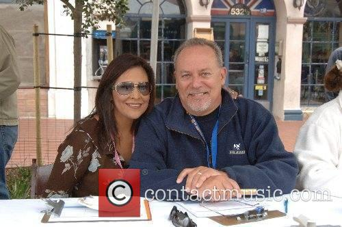 Paula Lopez, Frank Ochoa 13th annual Big Dog...