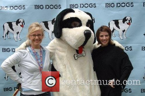 Rachael Harris and Melanie Paxon 13th annual Big...