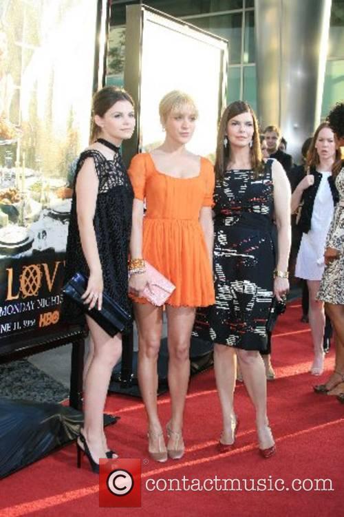 Jeanne Tripplehorn, Ginnifer Goodwin, Chloe Sevigny HBO Series...