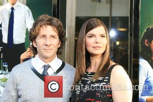 Jeanne Tripplehorn and husband Leland Orser HBO Series...