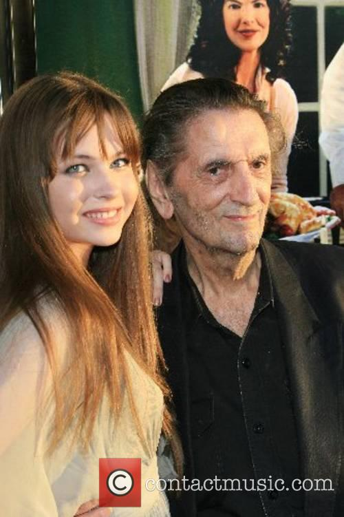 Daveigh Chase and Harry Dean Stanton HBO Series...