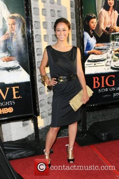 Cara Santana HBO Series 'Big Love' Los Angeles...