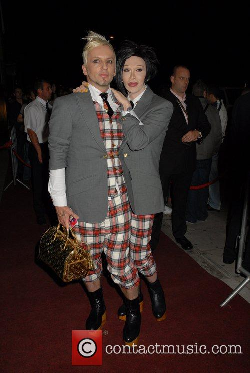 Pete Burns and Big Brother 12