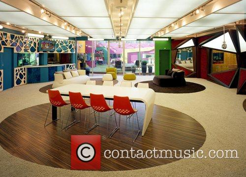 Living room of the new Big Brother 9...