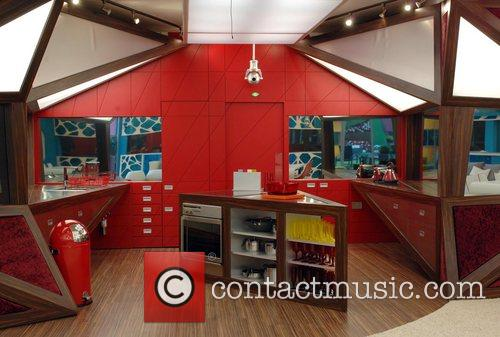 Kitchen of the new Big Brother 9 House London,...