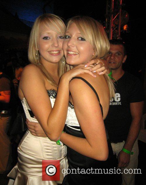 Amanda Marchant and Samantha Marchant