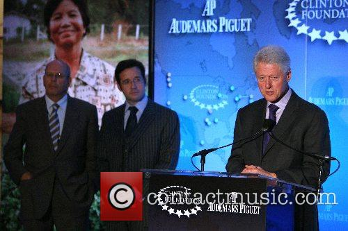 Audemars Piguet and Bill Clinton 6