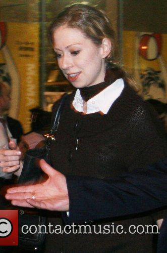 Chelsea Clinton  President Bill Clinton hosted a...