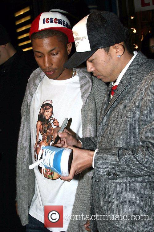 Pharrell Williams, Nigo