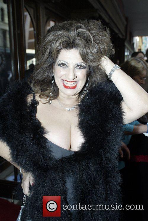 Maria Venutti Premiere of 'Billy Elliott the Musical'...