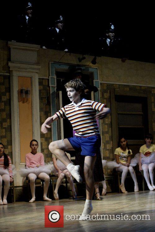 Rarmian Newton  Billy Elliott the Musical -...