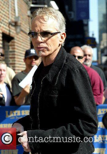 Billy Bob Thornton and David Letterman 4