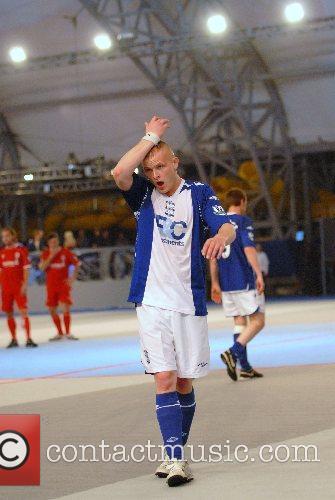 Perrey Hemmings Premier League All Stars Football Game...