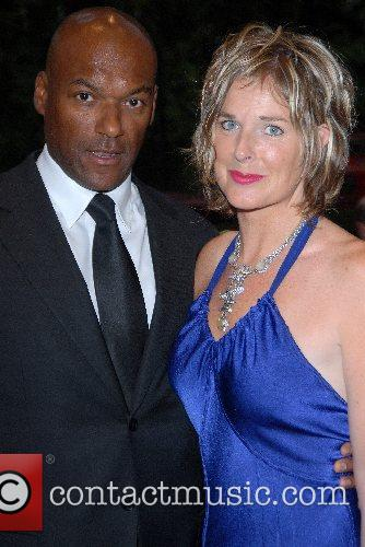 Colin Salmon and Wife 4