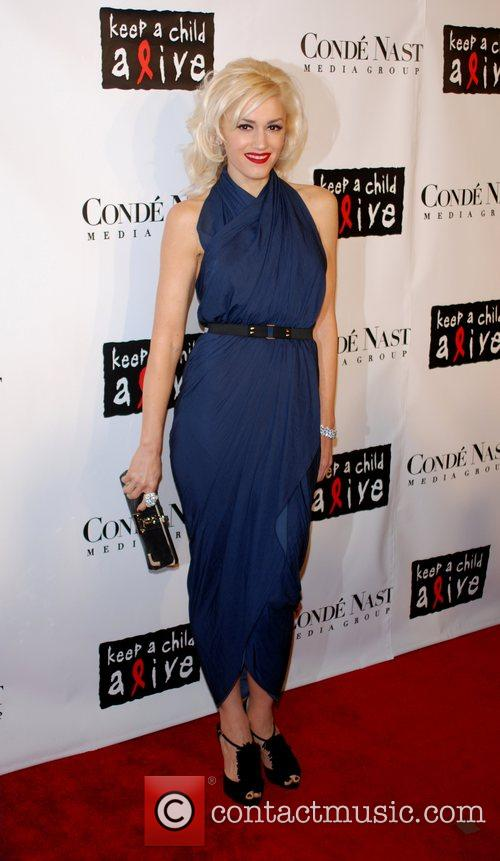 Gwen Stefani Conde Nast Media Group Presents the...