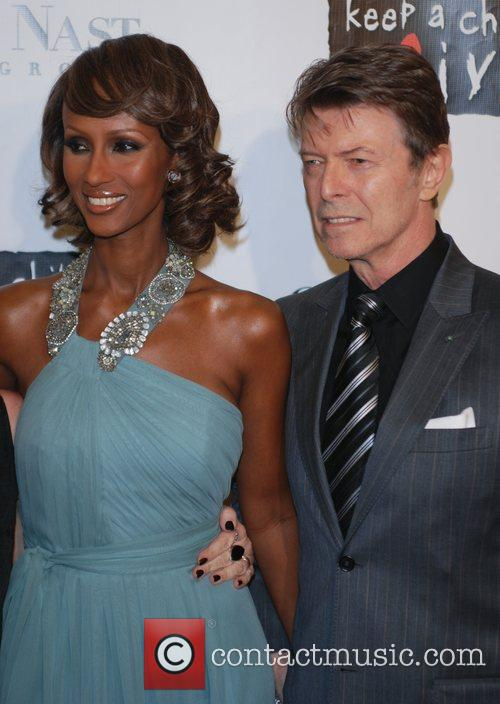 Iman and David Bowie 4