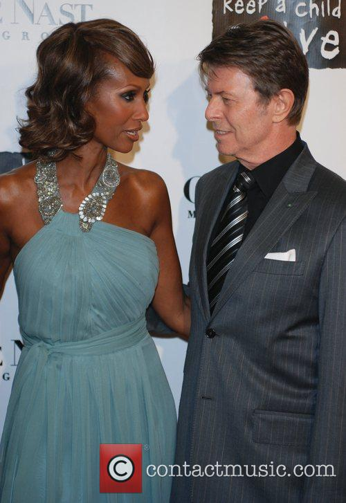 Iman and David Bowie 3