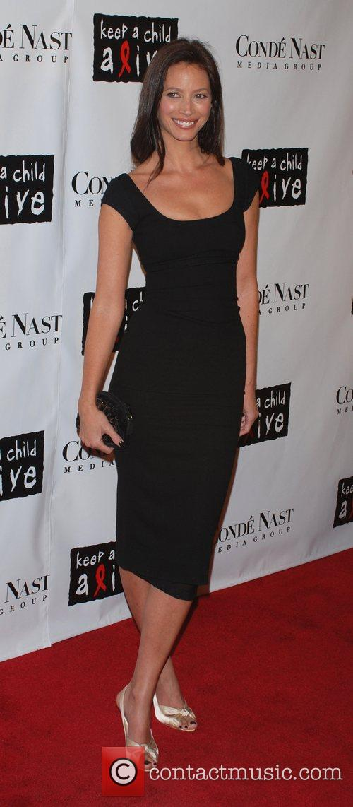 Christy Turlington Conde Nast Media Group Presents the...