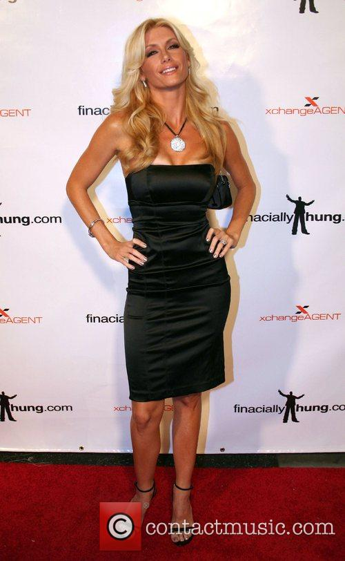 Brande Roderick Black Card Party held at Vice...