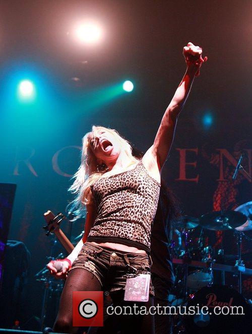 The Black Crusade Tour held at Luna Park
