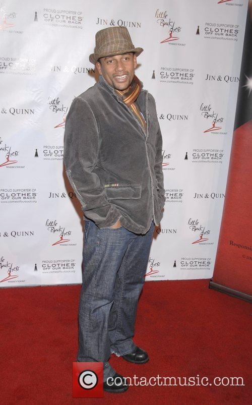 Hill Harper Pre-Oscar party benefiting The Clothes Off...