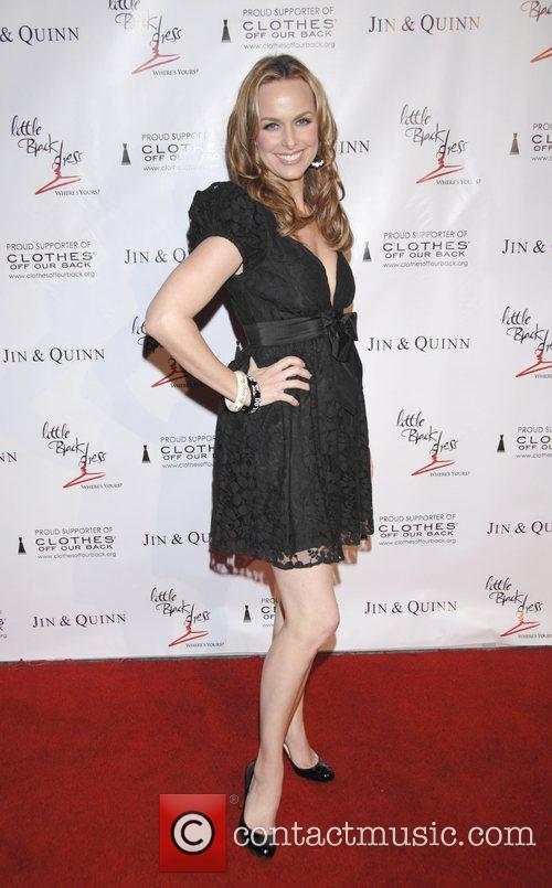 Melora Harding Pre-Oscar party benefiting The Clothes Off...