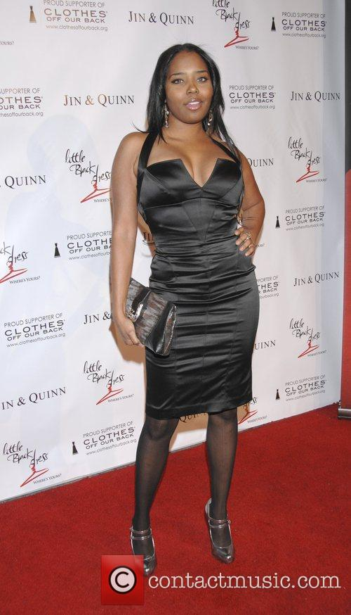 Shar Jackson Pre-Oscar party benefiting The Clothes Off...