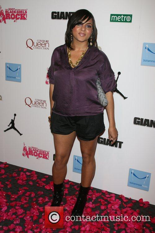 Marsha Ambrosius The 2nd annual Black Girls Rock!...