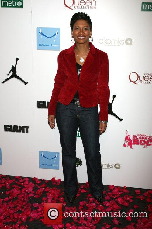 Jean Norris The 2nd annual Black Girls Rock!...