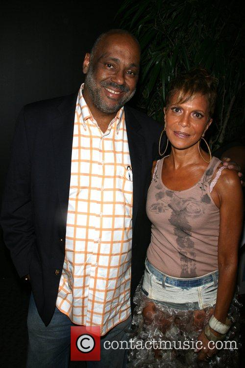Danny Simmons and Sylvia Rhone The 2nd annual...