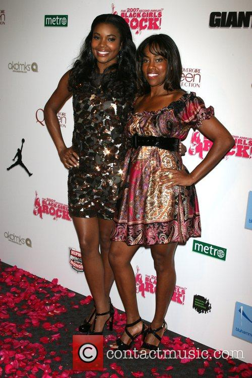 Gabrielle Union and Regina King The 2nd annual...