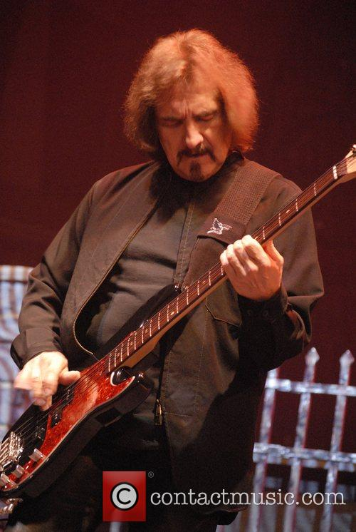 Black Sabbath perform live at the Cardiff International...