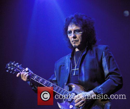 Tony Iommi and Black Sabbath 3