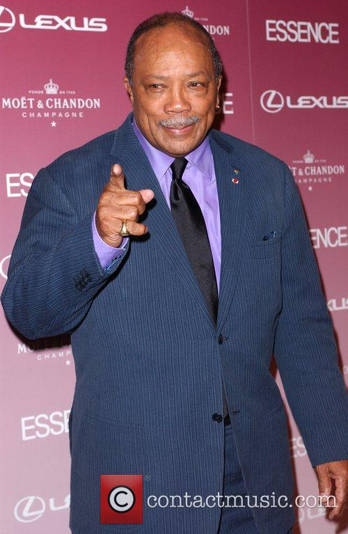 Quincy Jones Essence magazine celebrates black women in...