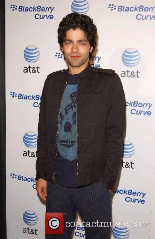 Adrian Grenier Launch Party for The New BlackBerry...