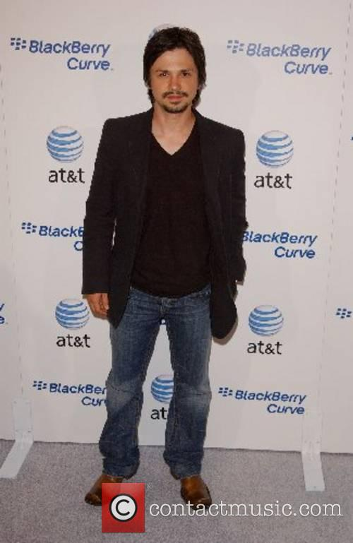 Freddy Rodriguez Launch Party for The New BlackBerry...