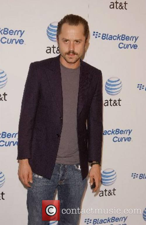 Giovanni Ribisi Launch Party for The New BlackBerry...