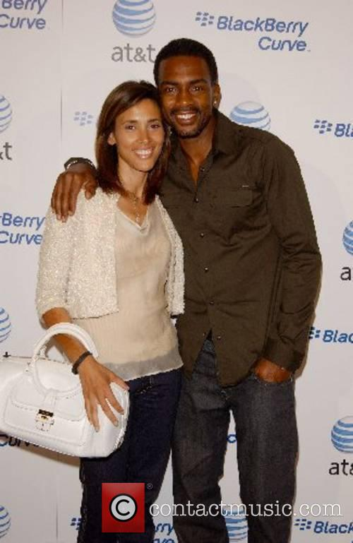 Kristen Baker and Bill Bellamy Launch Party for...