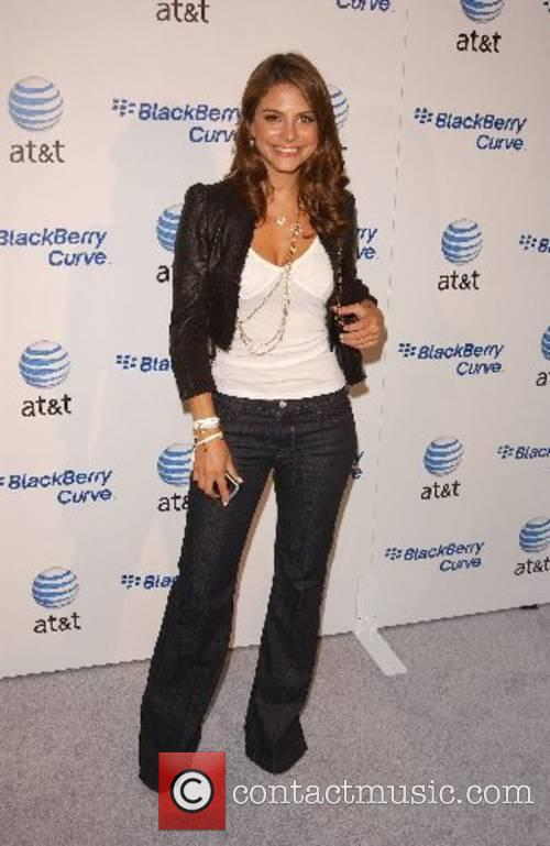 Maria Menounos Launch Party for The New BlackBerry...