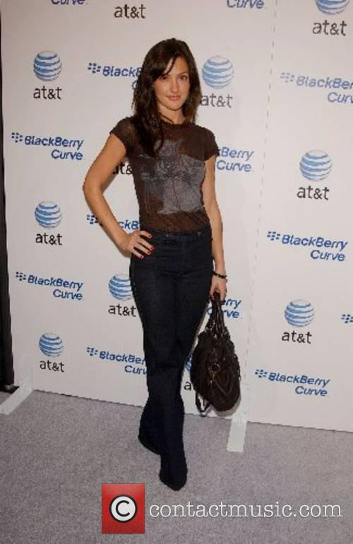 Minka Kelly Launch Party for The New BlackBerry...