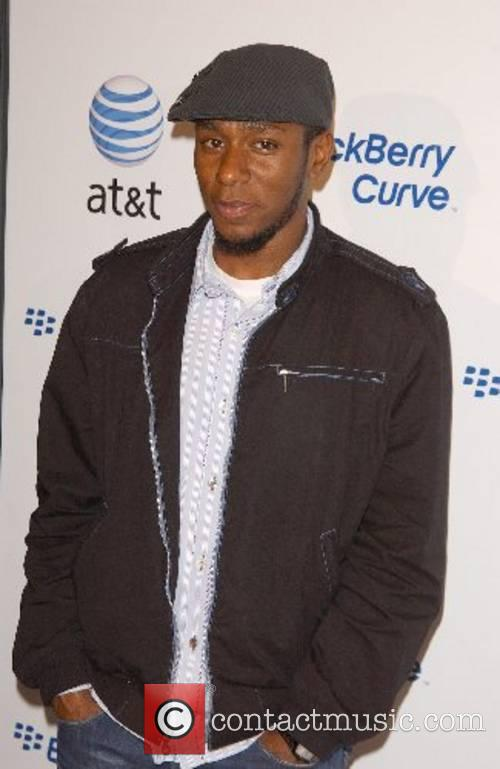 Mos Def Launch Party for The New BlackBerry...