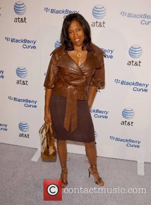 Regina King Launch Party for The New BlackBerry...