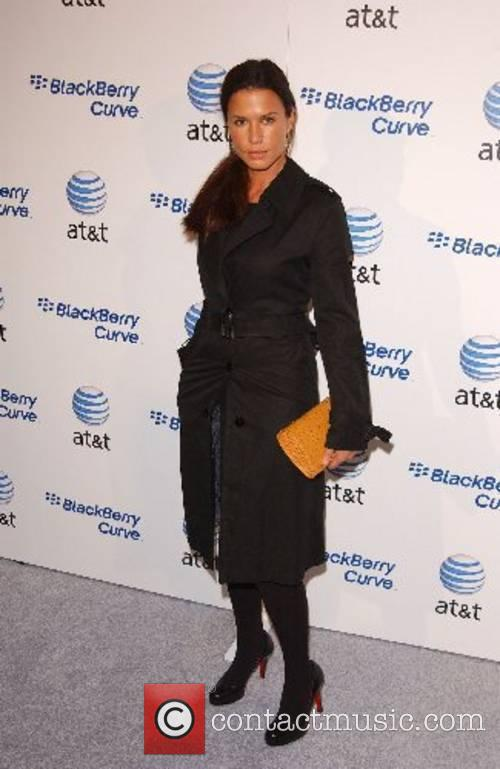 Rhona Mitra Launch Party for The New BlackBerry...