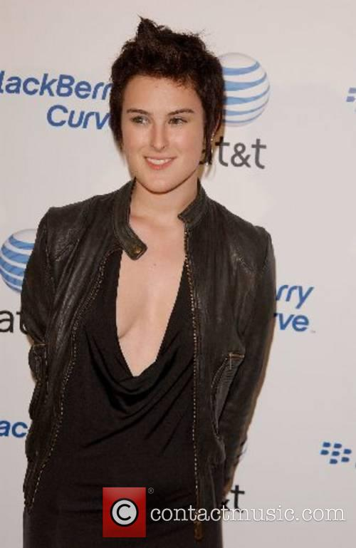 Rumer Willis Launch Party for The New BlackBerry...